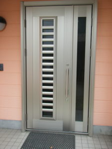 Y邸 玄関ドア取替工事